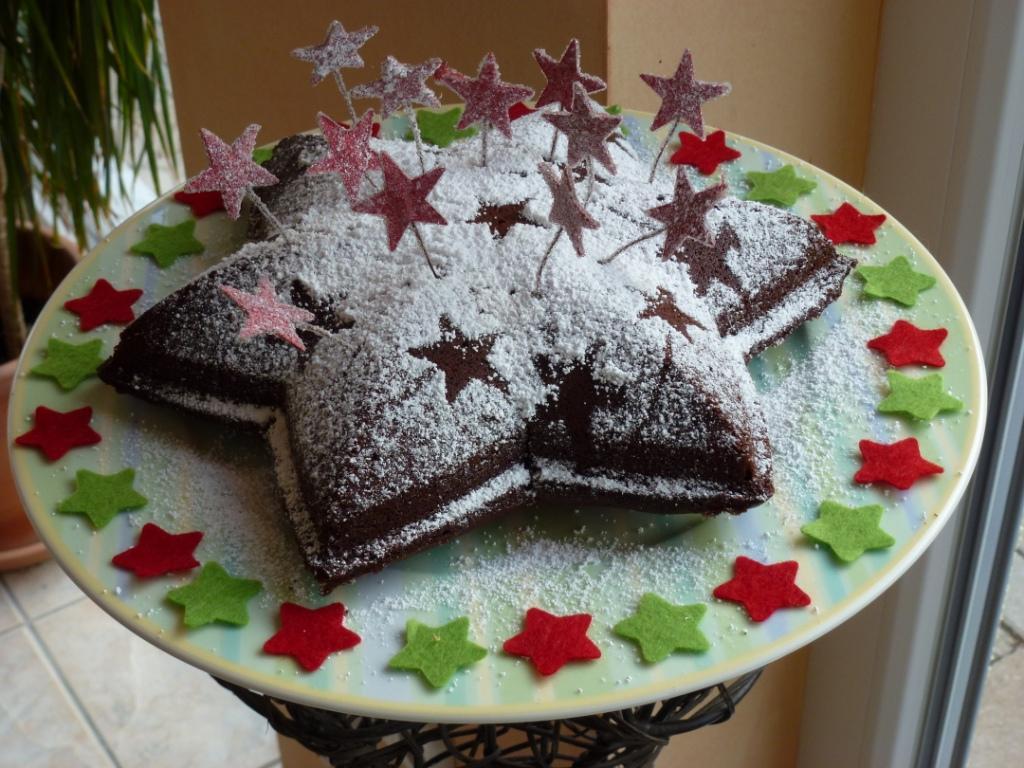 Weihnachtsstern von Heidi