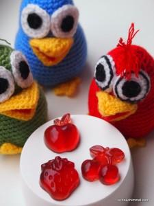 Unsere Vögel sind begeistert! ©schokohimmel.com