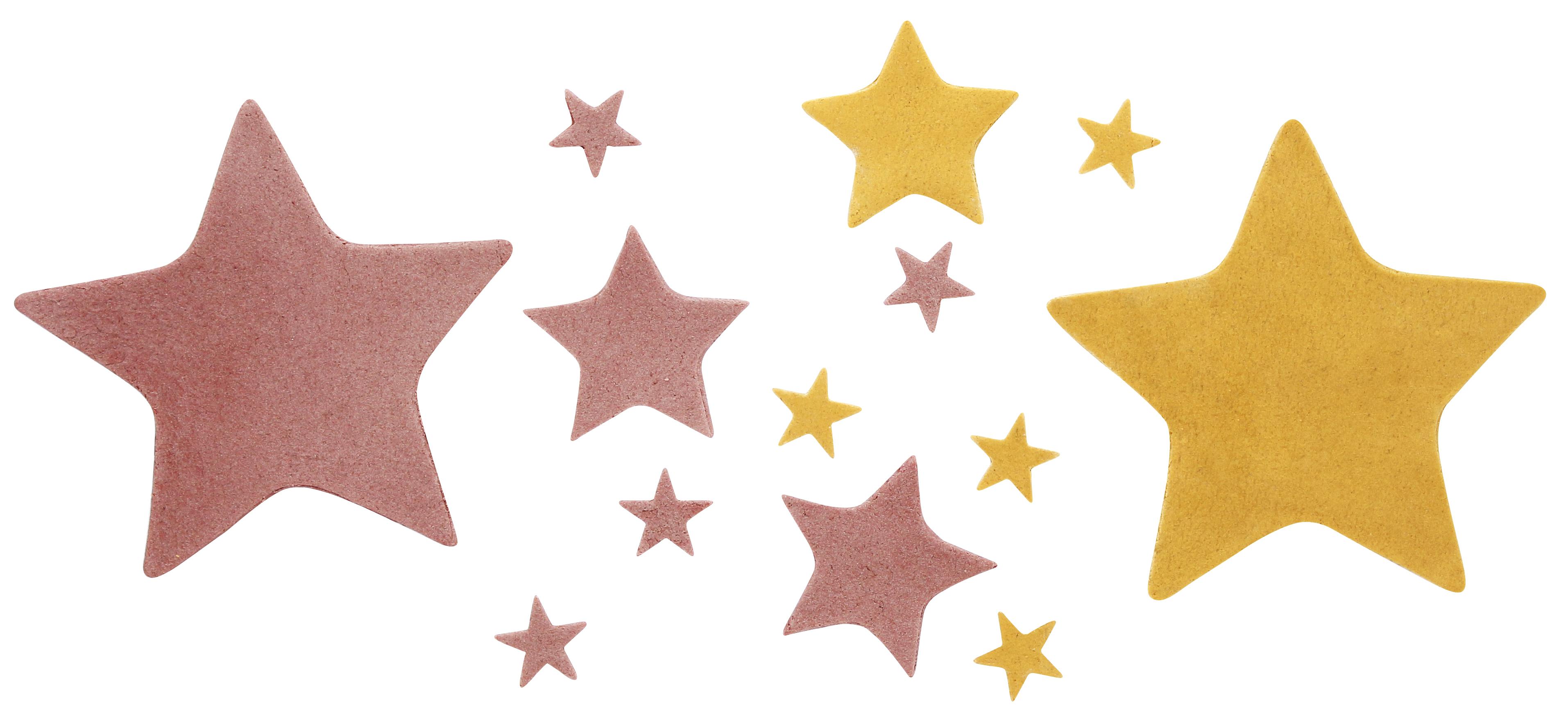 Goldfondant-stern Wunderschöne Led Ersatzlampen Für Lichterkette Dekorationen