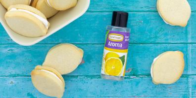 Natürliches Aroma Zitrone