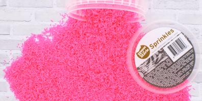 Streudeko Esspapier in rosa