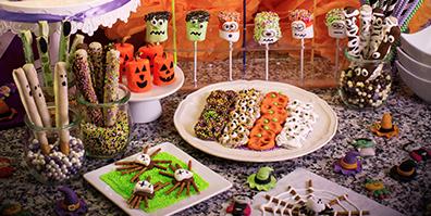 Halloween Tutorial für schaurig schöne Leckereien