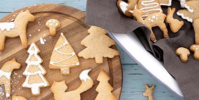 Keksausstecher Weihnachten Winter