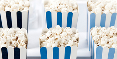 6 Popcorn Boxen