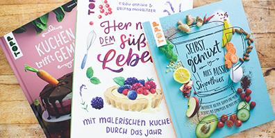 Rezeptbuch Backbuch