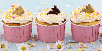 Schokolade Osterhasen Häschen Ostern Kuchen Torte Cupcakes
