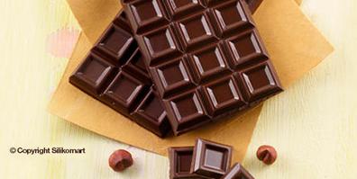 Schokoladen Tafel Silikon Form