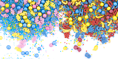 Sprinkles Mix Party Streudeko bunt