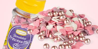 Streudekor Princess-Mix