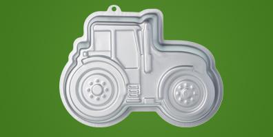 Traktor Backform Bauernhof