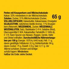 1369 A Günthart BackDecor BackDecor Streudekor Glanz-Perlen gold, 65g