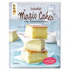 160 9 A Magic Cakes Kuchenwunder Aus Frenkreich Frech Verlag Backbücher TOPP-KREATIV   Zauberhafte Magic Cakes   1 Teig - 3 leckere Kuchenschichten
