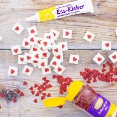 1624 BackDecor Essbarer Lebensmittel Zucker Kleber Günthart Prägewerkzeuge / Veiner BackDecor Essbarer Kleber aus Zucker