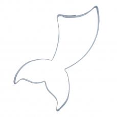 669 338 A Meerjungfrau Flosse Ausstecher Edelstahl Der-Ideen-Shop Keksausstecher 1 Keks - Ausstecher Meerjungfrau Flosse