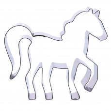 669 353 Pony Pferde Kekse Backen Reiten Der-Ideen-Shop Backwelt Bauernhof 1 Keksausstecher Pony | Pferd
