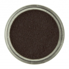 733 18 Rainbow Dust Rainbow Dust Lebensmittelfarbe Puder Schwarz / Black