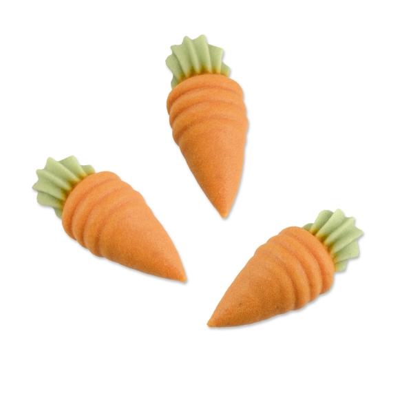 2290 Moehren Zucker Günthart Ostern Günthart 350 kleine Möhren aus Marzipan