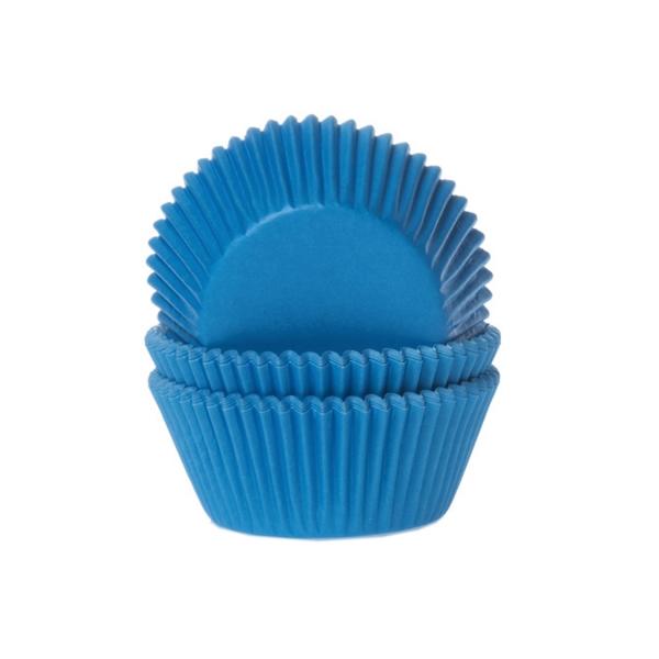 592 House of Marie Muffinförmchen Muffinförmchen, blau