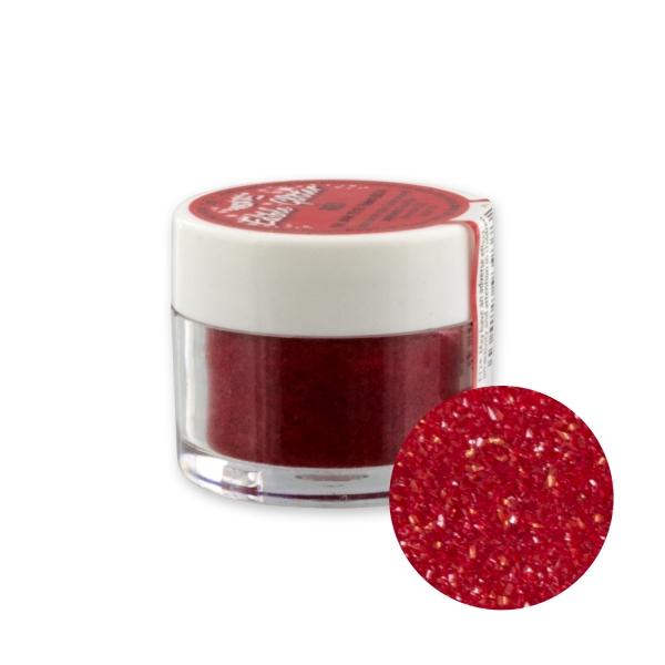 727 17 Rainbow Dust Streudeko / Essbare Glitter Essbarer Glitter, rot