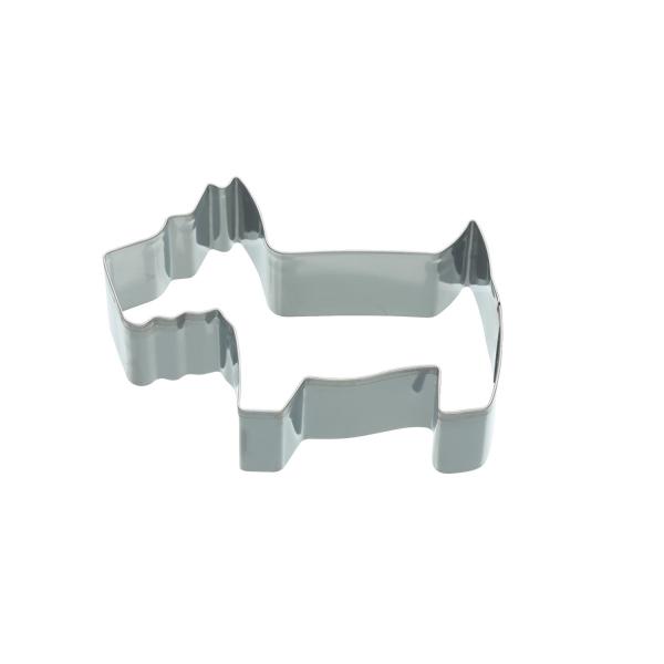 890 21keksausstecherscottischterrierhund KitchenCraft Keksausstecher 1 Keksausstecher Scottisch Terrier / Hund