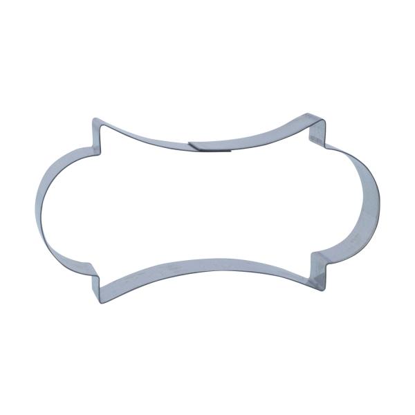 Ausstecher Label Hochzeitskekse 669 90 Cutter Sweet Keksausstecher 1 Keks - Ausstecher Label 5Label-05-Metallausstecher