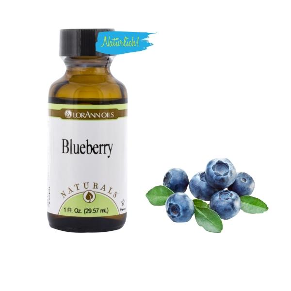 Blaubeere Blueberry Heidelbeere 982 23 LorAnn Oils LorAnn 1 Lebensmittelaroma Blaubeere/Heidelbeere, natürlich, 29,57mlAroma LorAnn Blaubeere