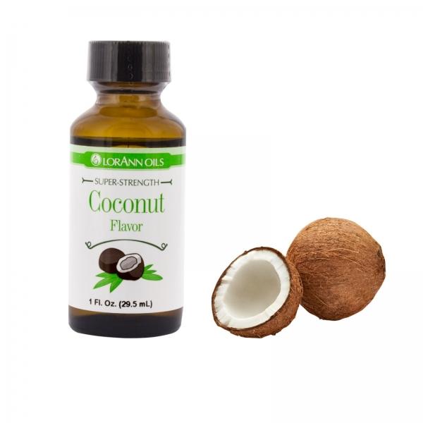 Cupcake Frosting Kokos Nuss Aroma Makrone 982 LorAnn Oils Frühling / Sommer 1 Lebensmittelaroma Kokosnuss, 29,5 ml