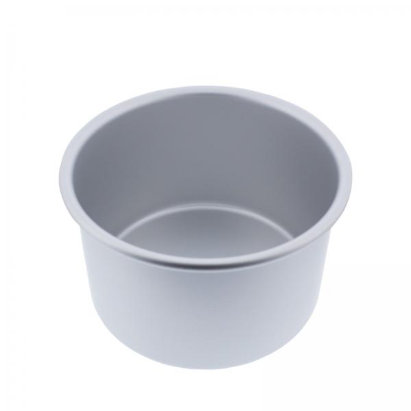Decora Backform Aluminium Rund Klein 135 6 Decora Backformen Backform rund Ø 15cm | Höhe 10cm aus Aluminium