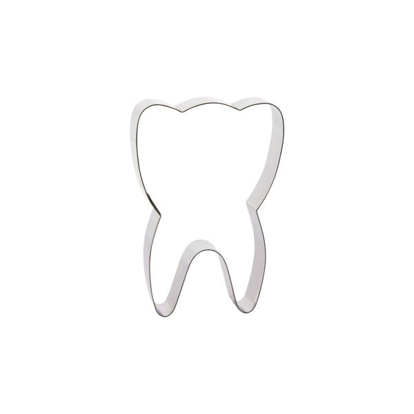 Keks Ausstecher Zahn Edelstahl Zahnfee 669 97 Cutter Sweet Cuttersweet 1 Keksausstecher Zahn