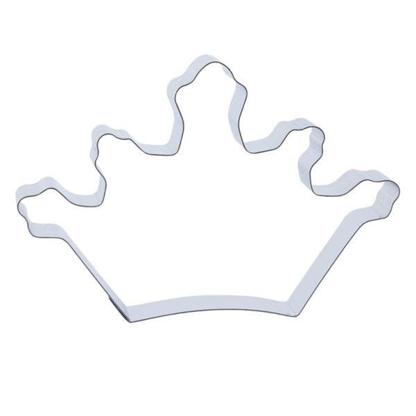 Keksausstecher Tiara Diadem Koenigin Krone 669 167 Cuttersweet Backwelt Prinzessin 1 Keksausstecher Krone / Diadem, Königin