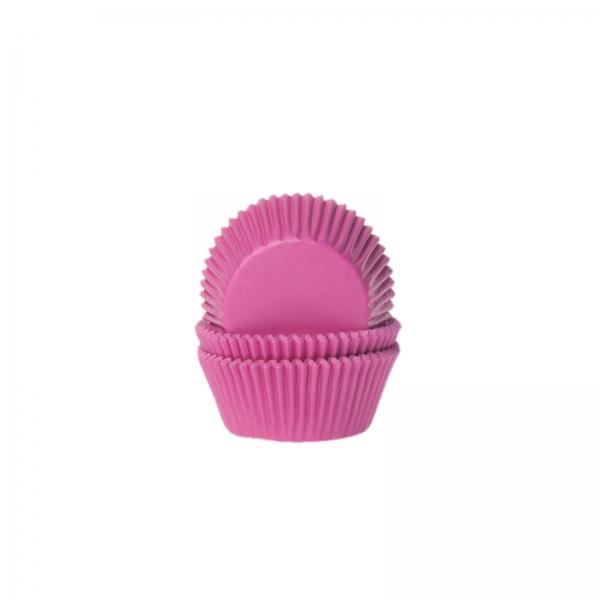 Mini Muffinfoermchen Pink Papier 596 10 House of Marie Backwelt Prinzessin Mini Muffinförmchen, pink