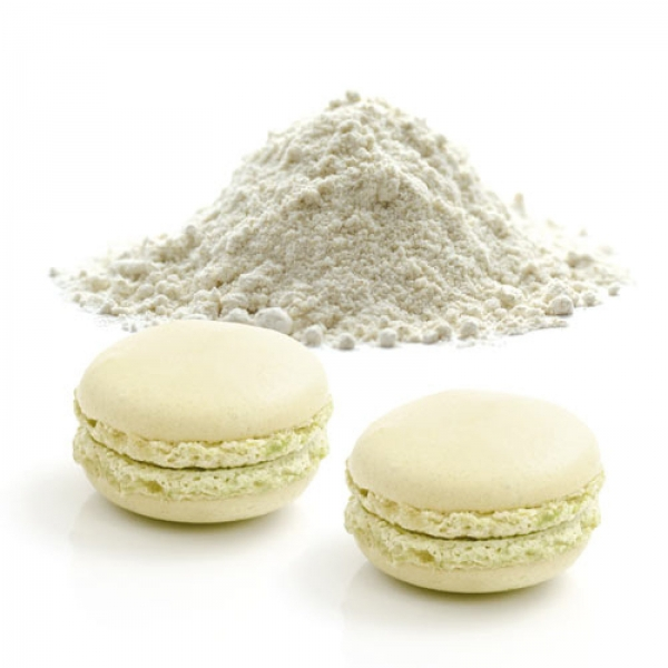 Weisse Macarons Backmischung 374 Pavoni Italia Macaronmatten & Macaron Backmischungen Macarons Backmischung, weiß