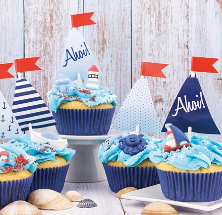 Ahoi Cupcakes