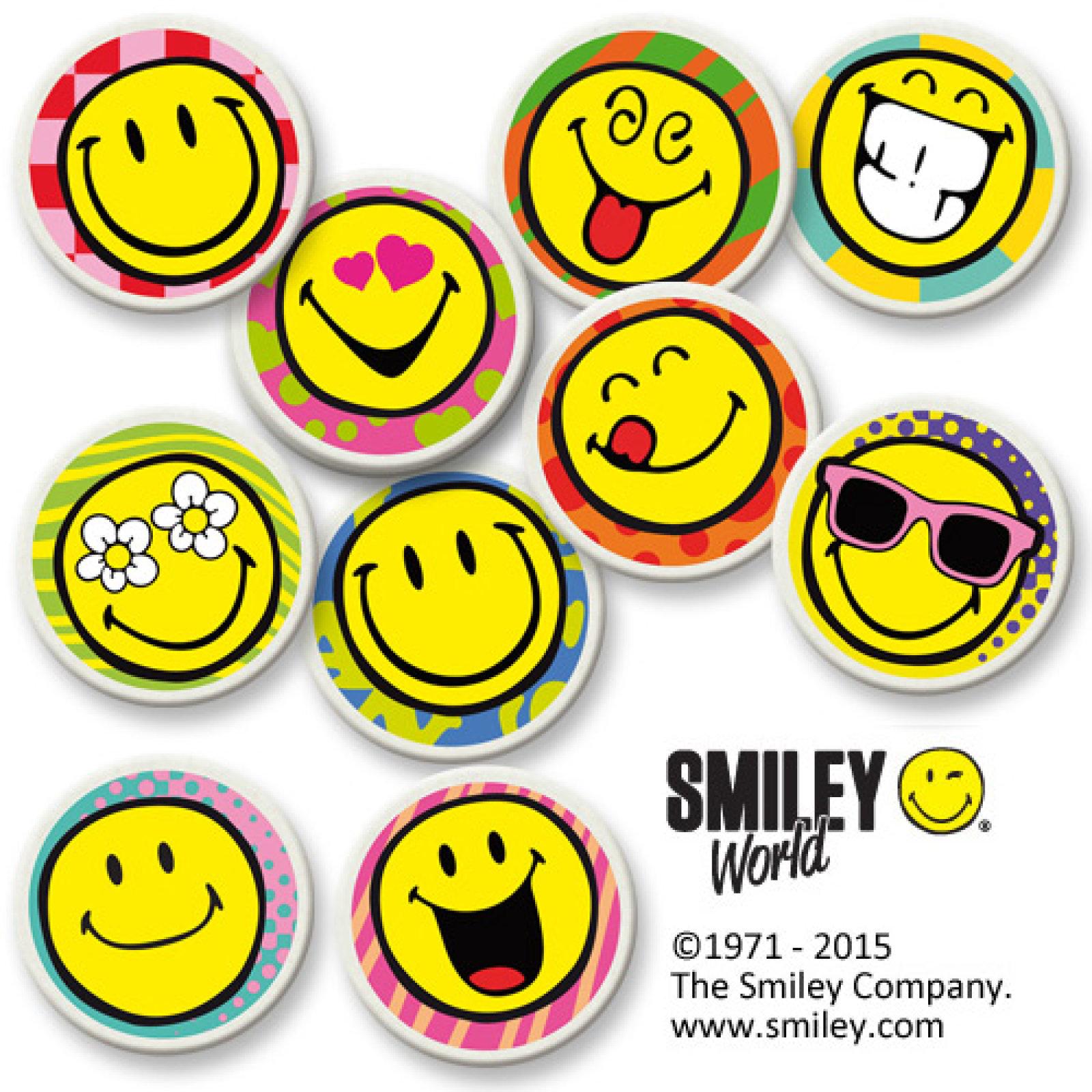 Dekorschilder - Smiley | der-ideen-shop.de