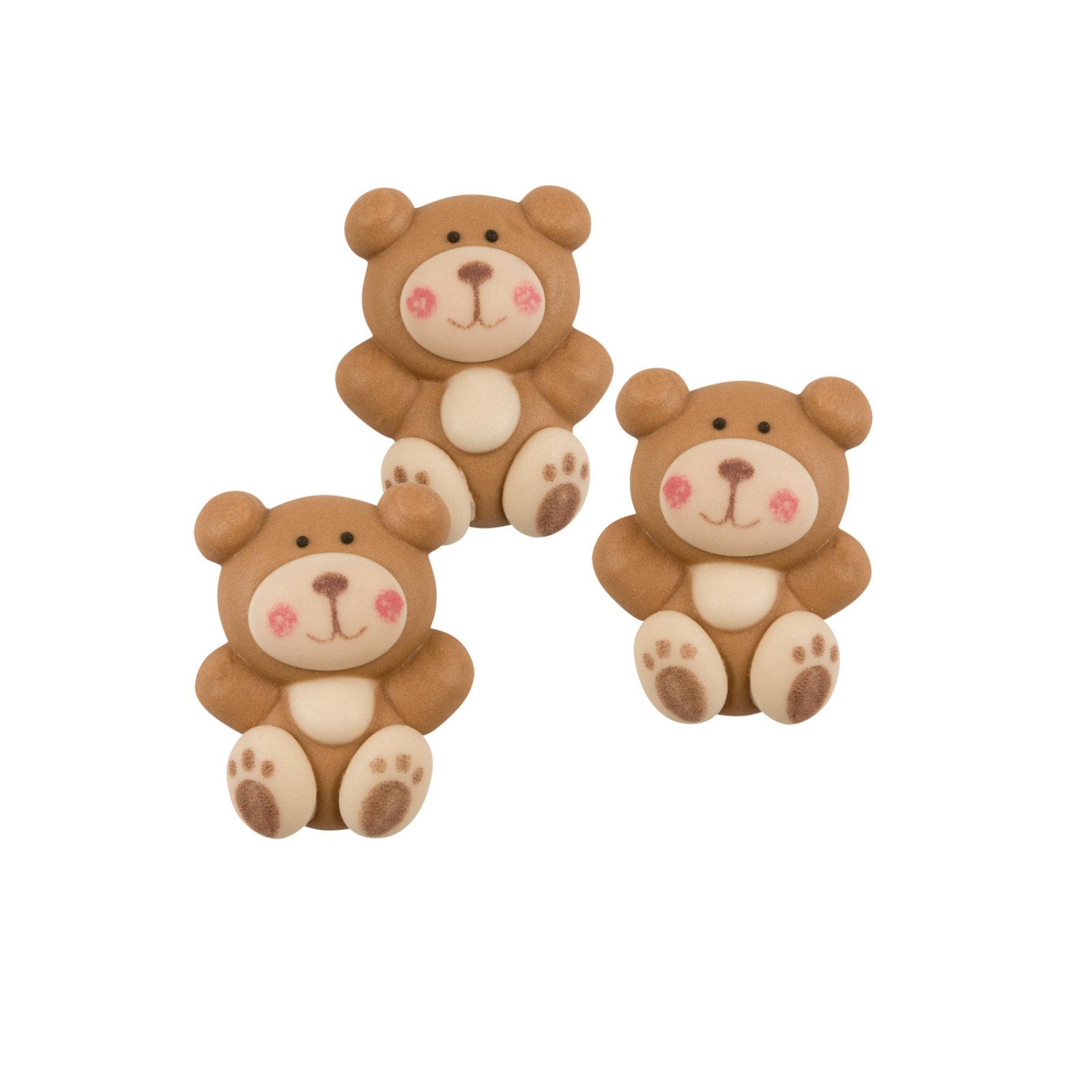 48 süße Bären aus Zucker | der-ideen-shop.de