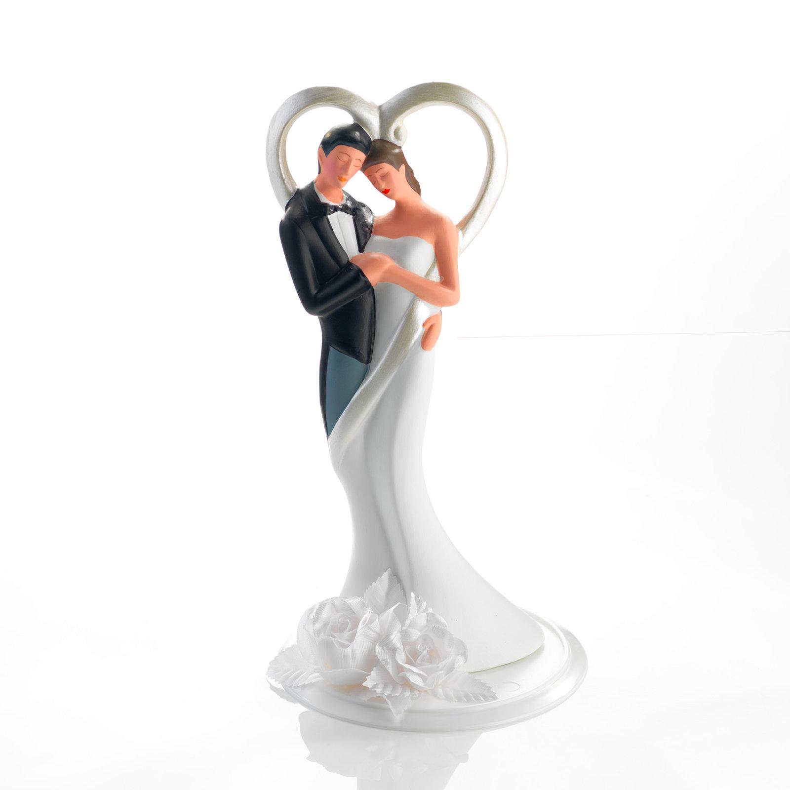 Porzellan Brautpaaraufsatz | der-ideen-shop.de