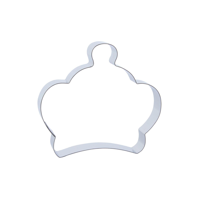 1 Keksausstecher Krone, König