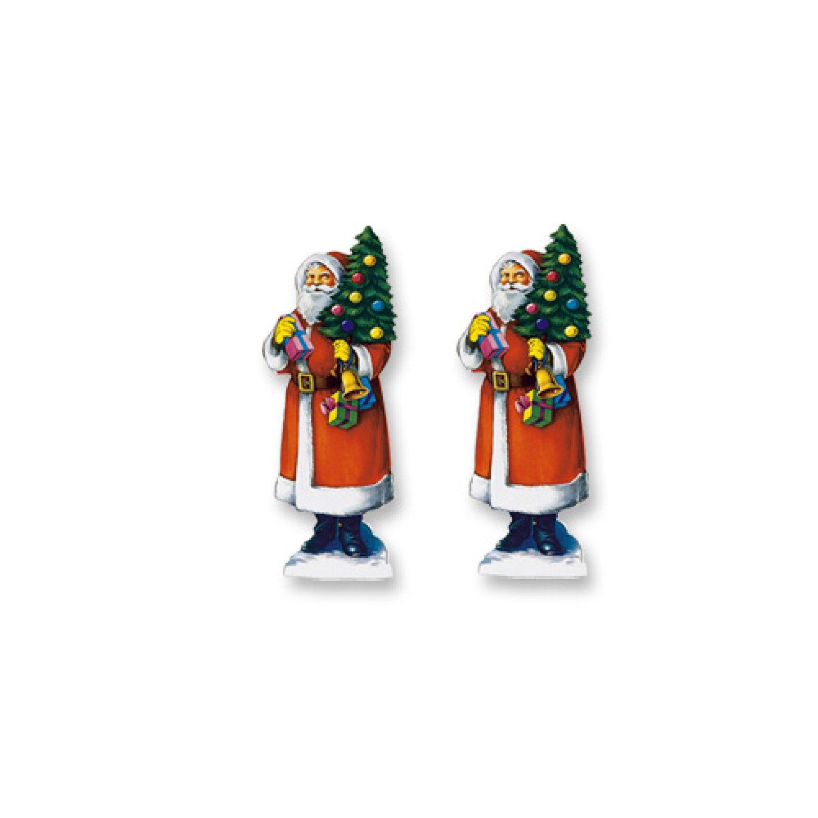 advent dekoration nikolaus weihnachtsdeko deko neu ebay dekoration nikolaus weihnachtsmann. Black Bedroom Furniture Sets. Home Design Ideas