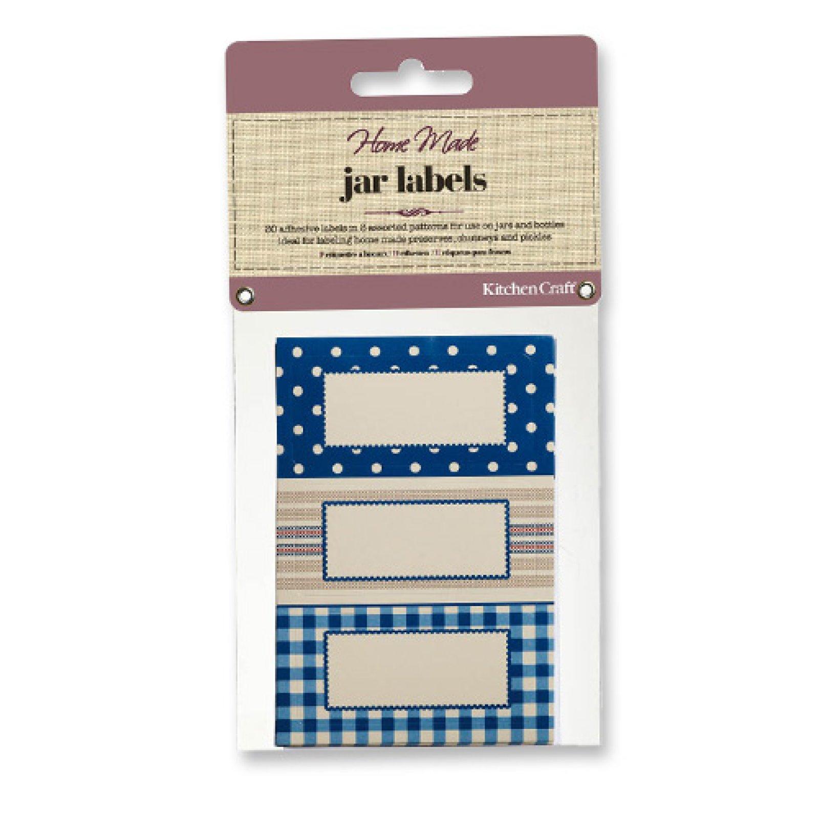 blaue etiketten f r einmachgl ser der ideen. Black Bedroom Furniture Sets. Home Design Ideas