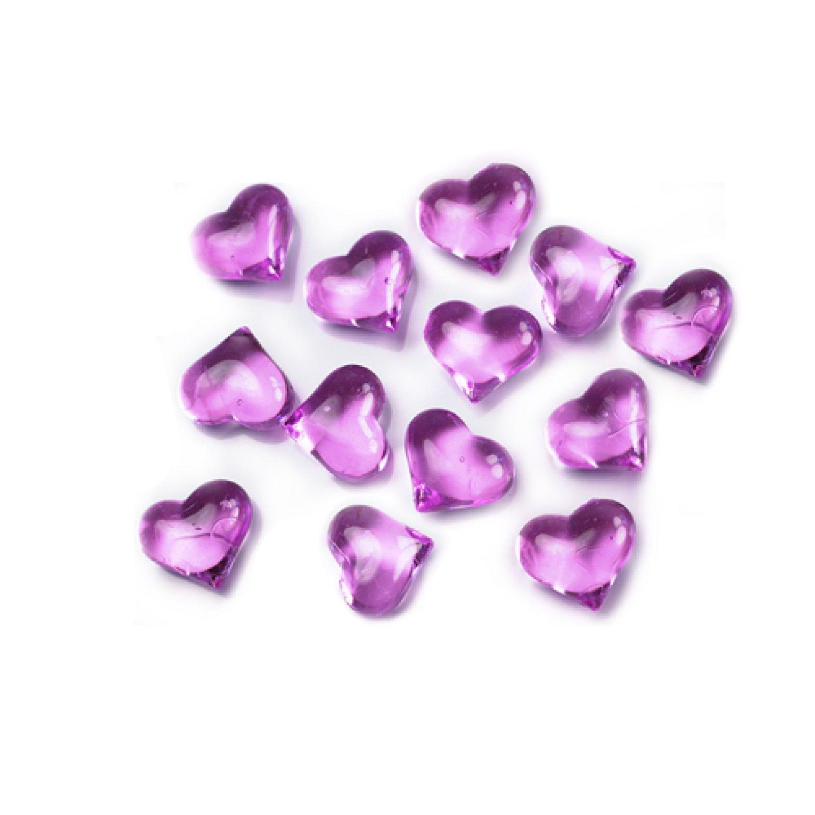 Herz kristalle pink der ideen for Pink deko
