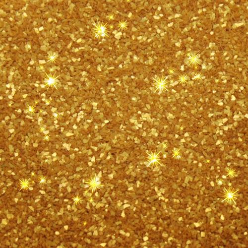 Essbarer Glitter, gold
