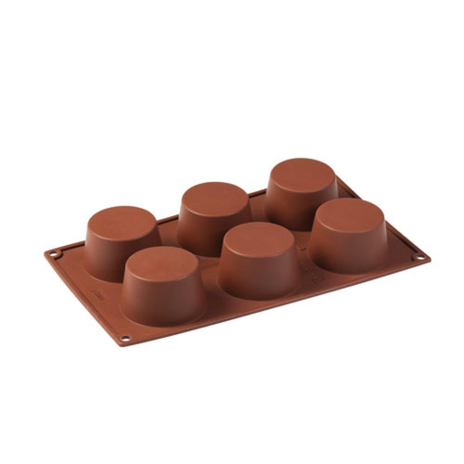 silikon backform muffinform 6 er der ideen. Black Bedroom Furniture Sets. Home Design Ideas