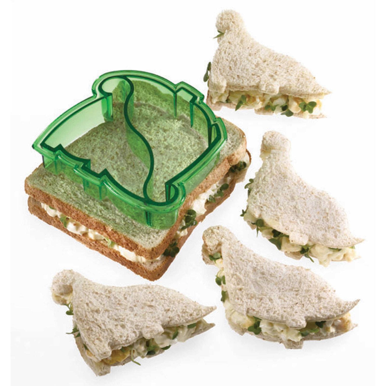 dino sandwich schneider toastbrot ausstecher der ideen. Black Bedroom Furniture Sets. Home Design Ideas