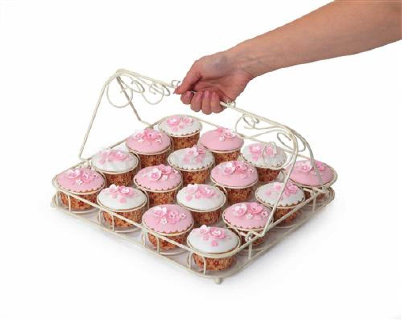 Cupcakes Transportieren